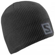 Sapka Salomon Logo Beanie fekete Black