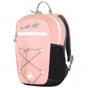 Gyerek hátizsák Mammut First Zip 8 l rózsaszín/fekete