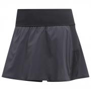 Női rövidnadrág Szoknya Adidas Agravic Two-in-One sötétszürke