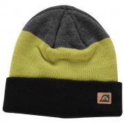 Sapka Alpine Pro Abene fekete/sárga