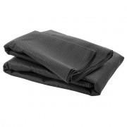 Koberec Bo-Camp Tent Carpet 2,5x4 fekete