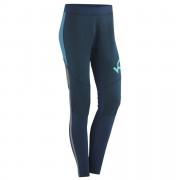 Női leggings Kari Traa Tove Tights kék Naval