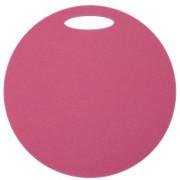 Ülő matrac Yate egyrétegű, kerek rózsaszín