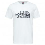 Férfi póló The North Face Woodcut Dome Tee-Eu