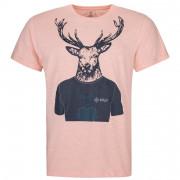 Férfi póló Kilpi Rizon-M rózsaszín