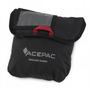 Ruha tároló Acepac Ground Sheet fekete