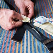 Pénztartó öv Lifeventure Money Belt