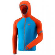 Férfi kabát Dynafit Alpine Wind 2 M Jkt kék/narancs