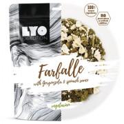 Lyo food Farfalle gorgonzolával és spenóttal 500 g