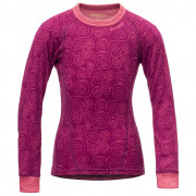 Gyerek funkciós póló Devold Active Kid Shirt rózsaszín