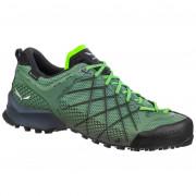 Férfi cipő Salewa MS Wildfire GTX zöld