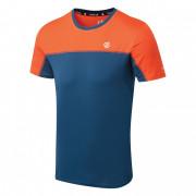 Póló Dare 2b Notable Tee kék/narancs