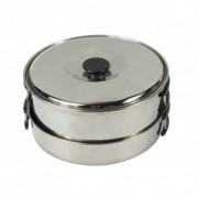 Sada nádobí Regatta Compact Cook Set ezüst