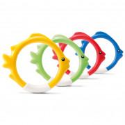 Vízi játék Intex Fish Rings 55507