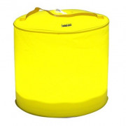 Napelemes lámpa Coelsol Luna Party LP-C sárga