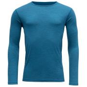 Férfi póló Devold Breeze Man Shirt kék