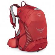 Hátizsák Osprey Escapist 25 piros cayenne red