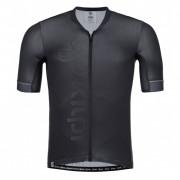 Férfi kerékpáros mez Kilpi Brian-M fekete