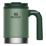 Füles bögre Hrnek Stanley CS 470ml - akasztóval zöld