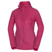 Női kabát Northfinder Northkit rózsaszín