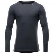 Férfi póló Devold Hiking Man Shirt fekete Black