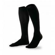 Térdzokni Cabeau Bamboo Compression Socks fekete