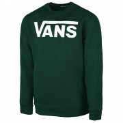 Férfi pulóver Vans MN Vans Classic Crew II zöld