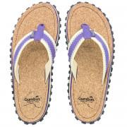 Flip-flop Gumbies Corker Natural Cork - Purple