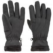 Női kesztyű Marmot Fuzzy Wuzzy Glove fekete