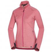 Női pulóver Northfinder Piuola rózsaszín