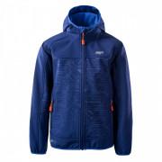 Gyerek softshell kabát Bejo Lanny Jrb kék