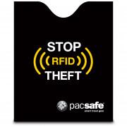 Védőtok Pacsafe RFIDsleeve 50 fekete