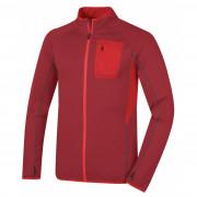 Férfi funkcionális pulóver Husky Tarr zip