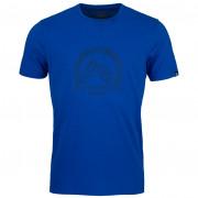 Férfi póló Northfinder Brice kék