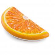 Felfújható gumimatrac Intex Orange Slice 58763EU