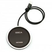 Vezeték nélküli töltő Doca Fast Wireless Charger