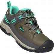 Dětské boty Keen Targhee Low Wp barna