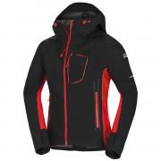 Férfi softshell kabát Northfinder Redwanb fekete