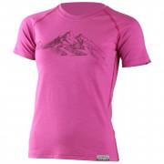 Női funkciós póló Lasting Hall rózsaszín