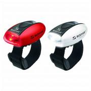 Lámpa szett Sigma Micro červená + bílá piros/fehér