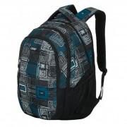 Városi hátizsák Loap Lian fekete/kék