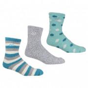 Női zokni Regatta Ladies3pkCosySock