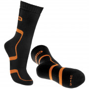 Zokni Bennon Trek Sock fekete/narancs Black-orange