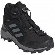 Gyerek cipő Adidas Terrex Mid Gtx K fekete
