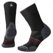 Női zokni Smartwool W Phd Outdoor Medium Crew fekete/piros