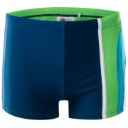 Dětské plavky Aquawave Resque Jr kék/zöld