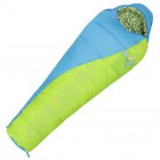 Hálózsák Husky Kids Merlot -10°C zöld