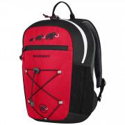 Gyerek hátizsák Mammut First Zip 8 l fekete/piros black-inferno