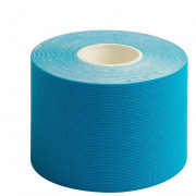 Kineziológiai tapasz Yate Kinesiology tape 5 cm x 5 m kék