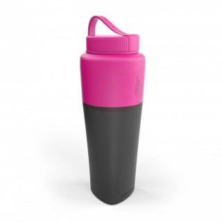 Kulacs Light My Fire Pack-up-Bottle rózsaszín